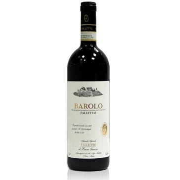 Barolo Falletto Giacosa Bruno 2012