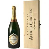 Champagne Brut Alfred Gratien Magnum