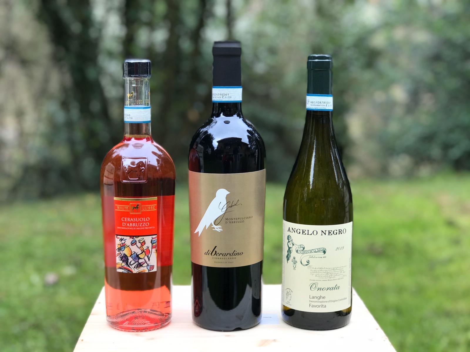 Perché le bottiglie di vino hanno colori diversi?