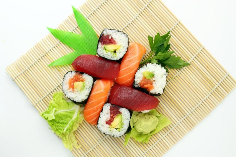 Abbinamento Vino e Sushi