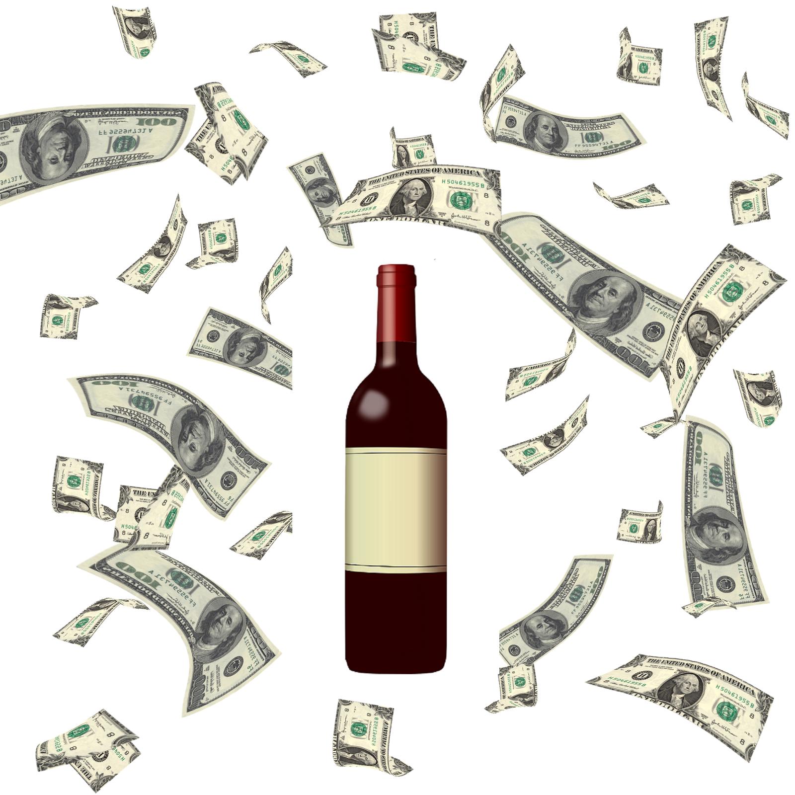 Da cosa dipende il prezzo di una bottiglia di vino