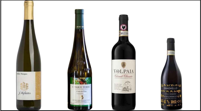 Perché le bottiglie di vino hanno il collo lungo e stretto