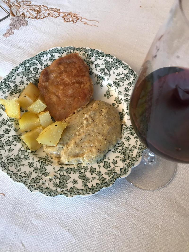 Abbinamento Vino e Cotoletta alla Milanese