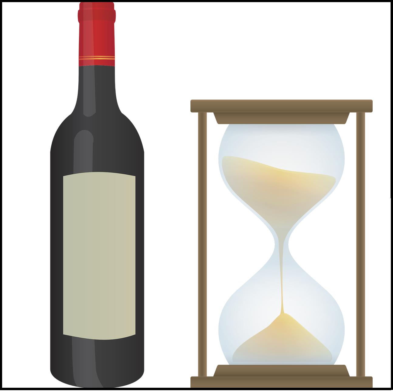 Il vino ha una data di scadenza?