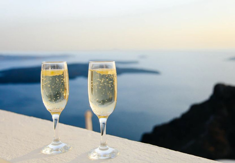 Come portare il vino in vacanza