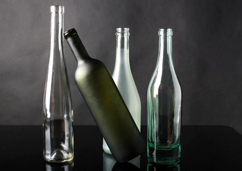 Nomi e forme delle bottiglie di vino