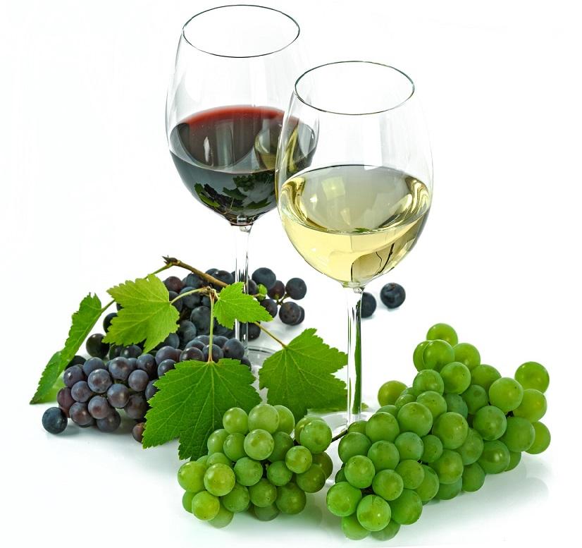Vino bianco da uve rosse e viceversa: è possible?