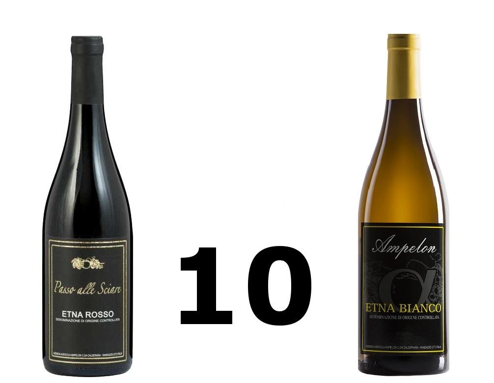 10 cose che devi sapere sui vini vulcanici dell'Etna