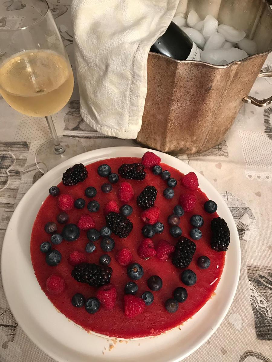 Abbinamento Vino e Cheesecake