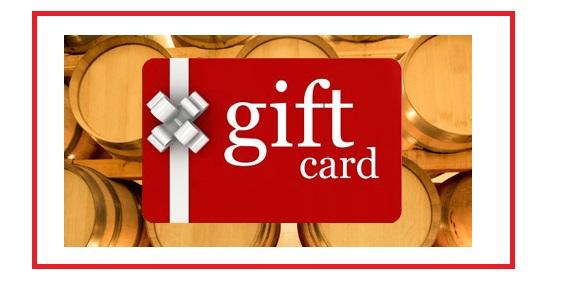 Le Gift Card del Vino