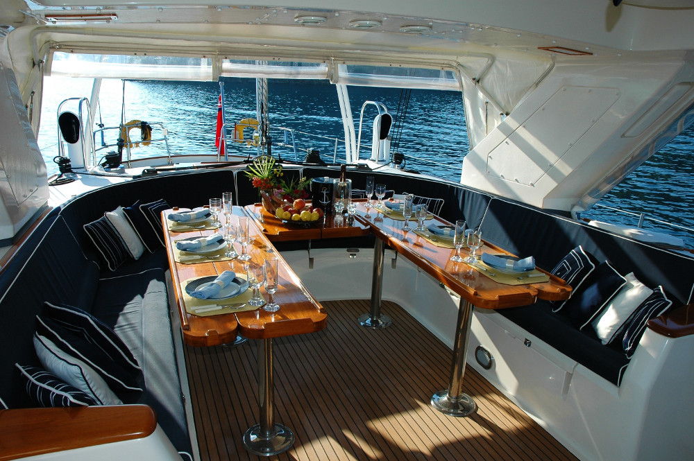 Consegnare il vino in barca