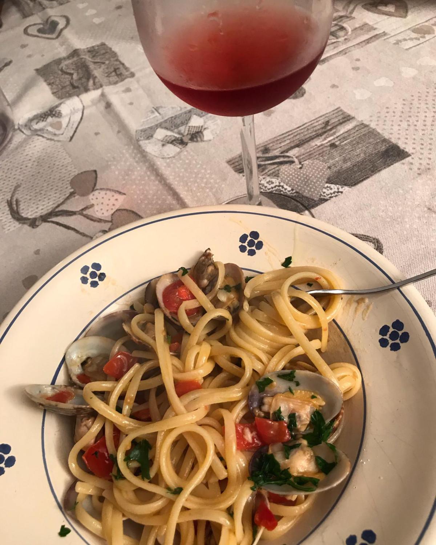 Abbinamento Vino e Spaghetti alle Vongole