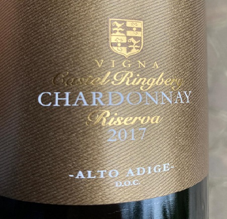 Chardonnay Risreva 2017