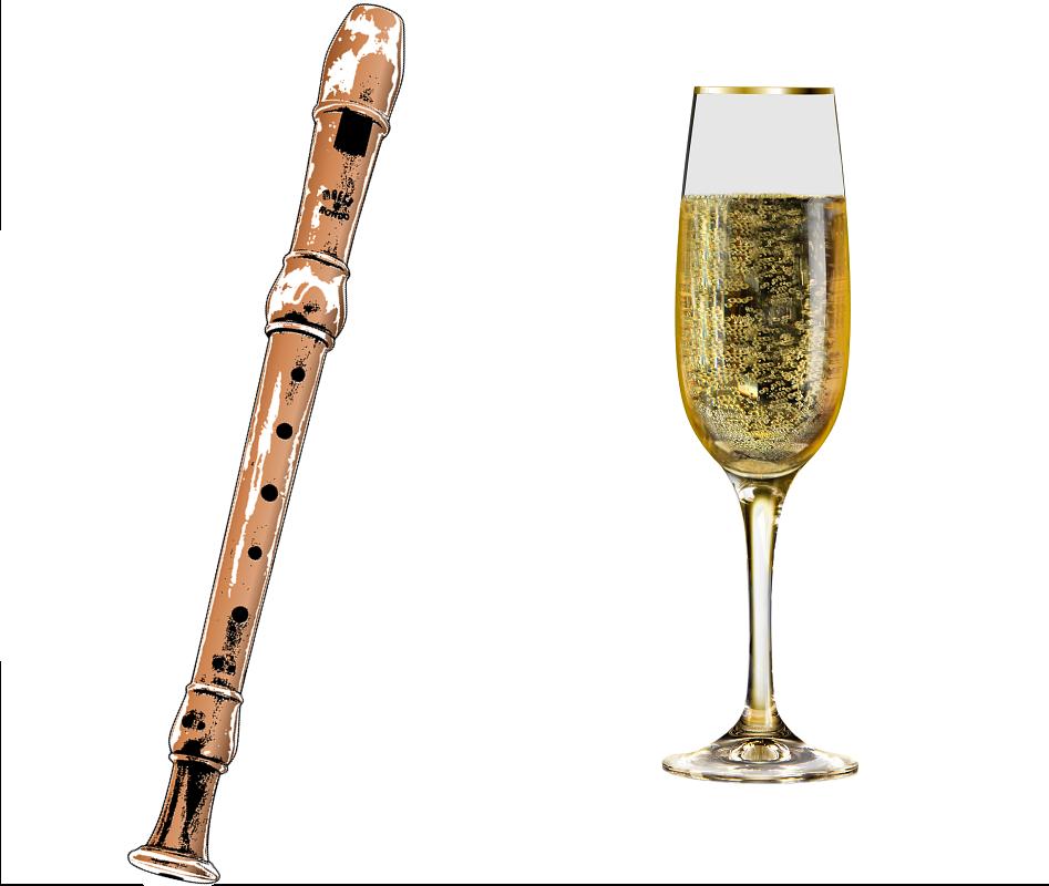 La flute: storia, caratteristiche e utilizzo del bicchiere per le bollicine