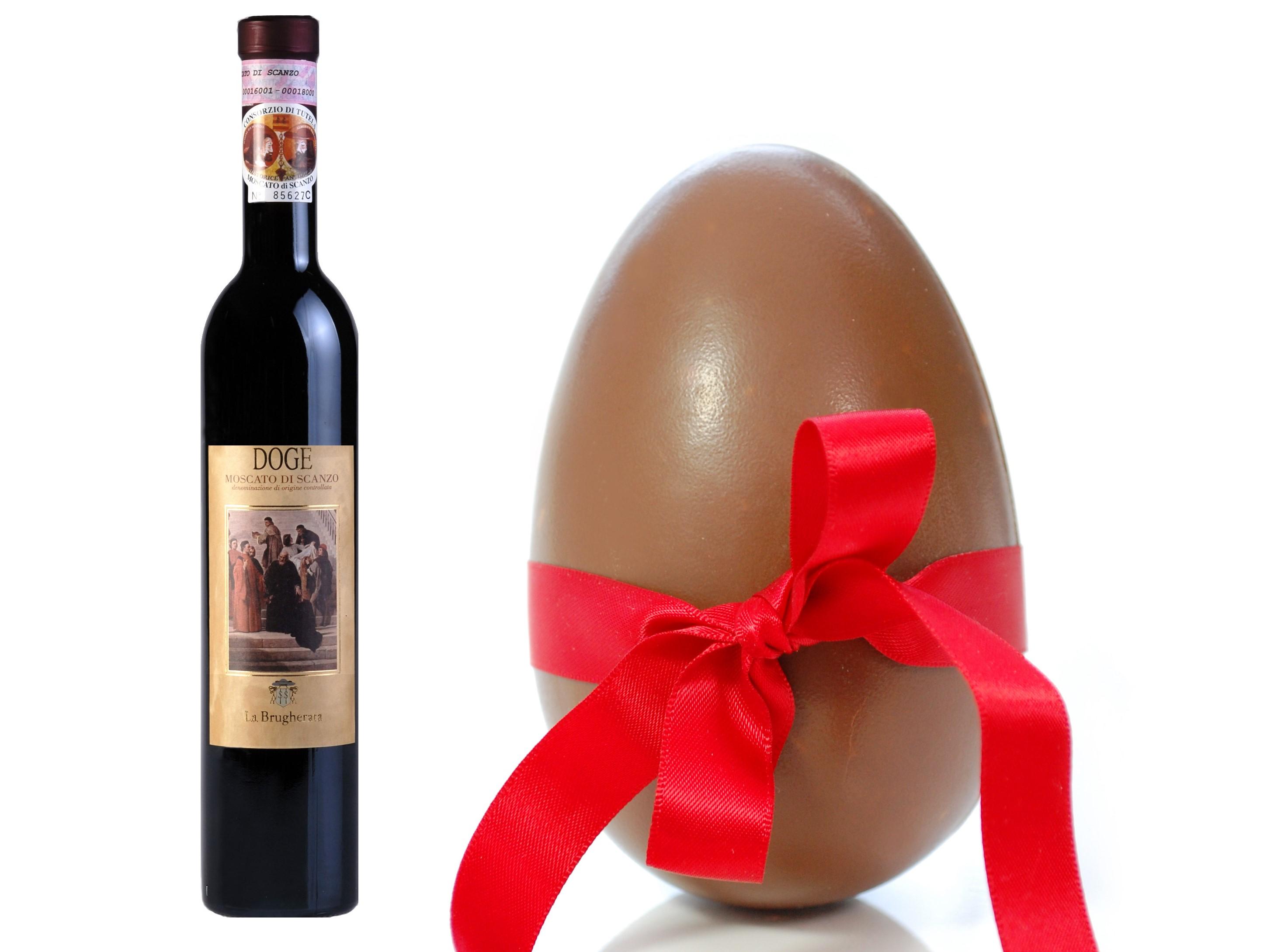 Abbinamento vino e uova di Pasqua