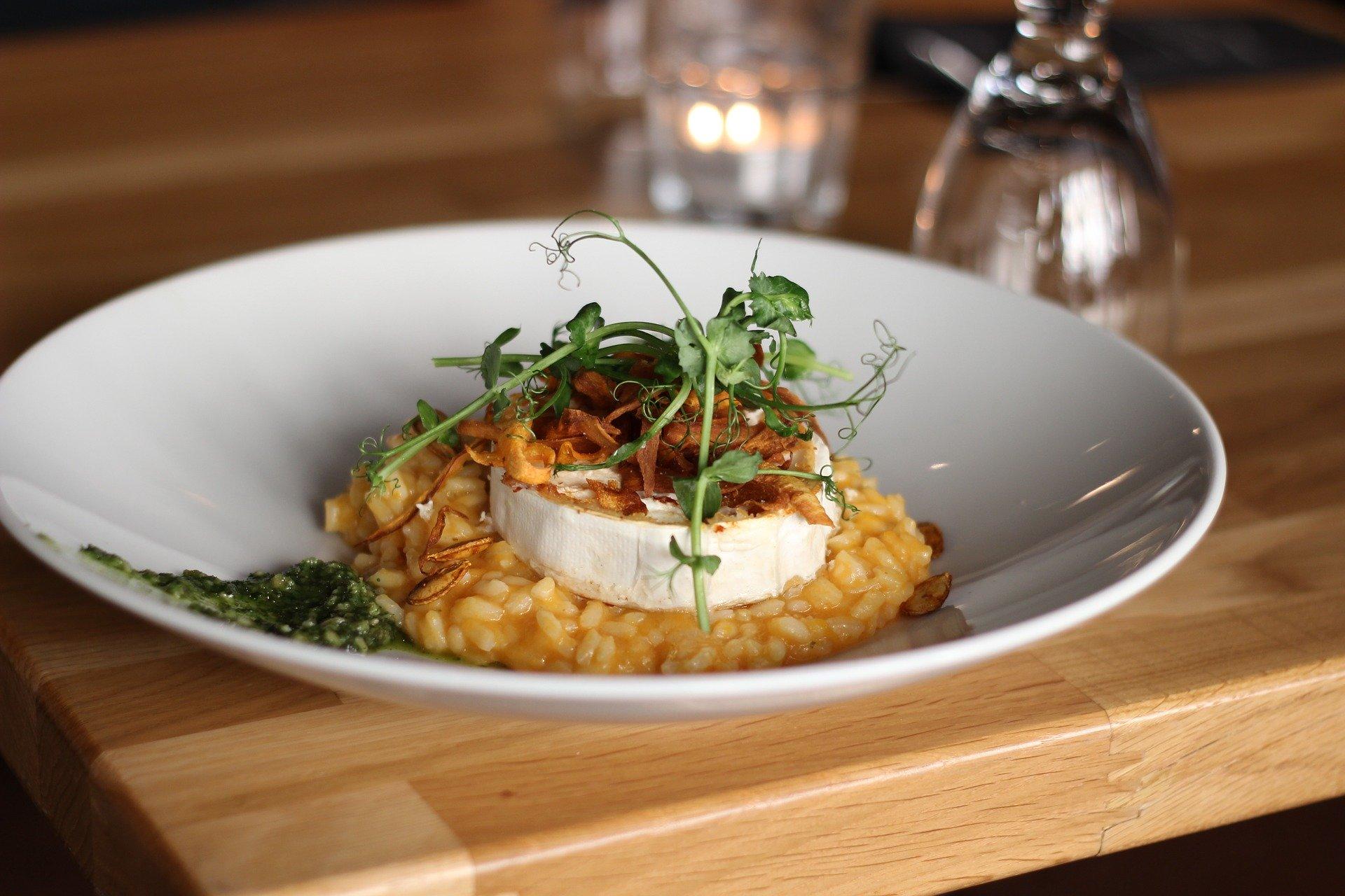 4. Il vino per il risotto con il formaggio