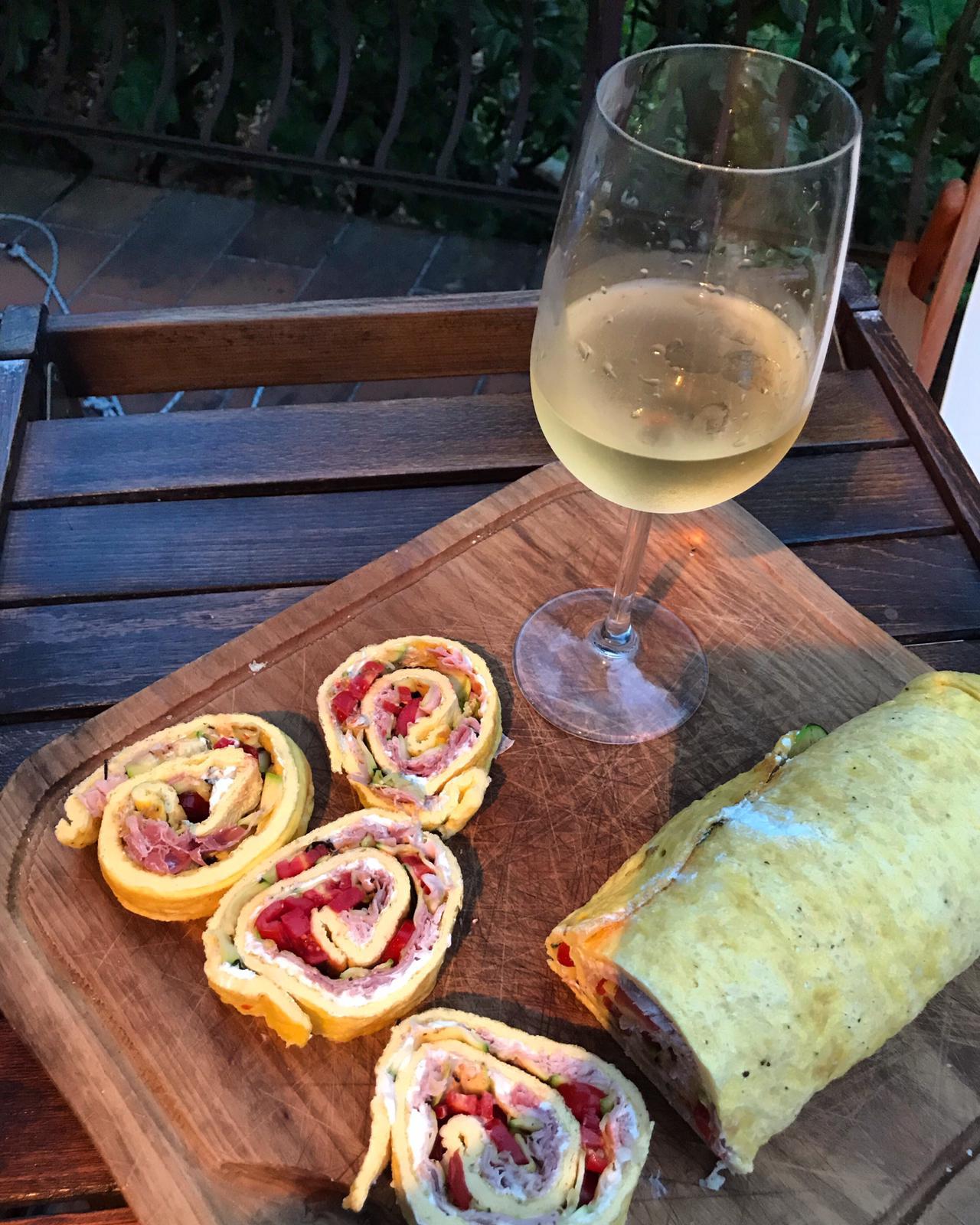 Abbinamento Vino e Frittata