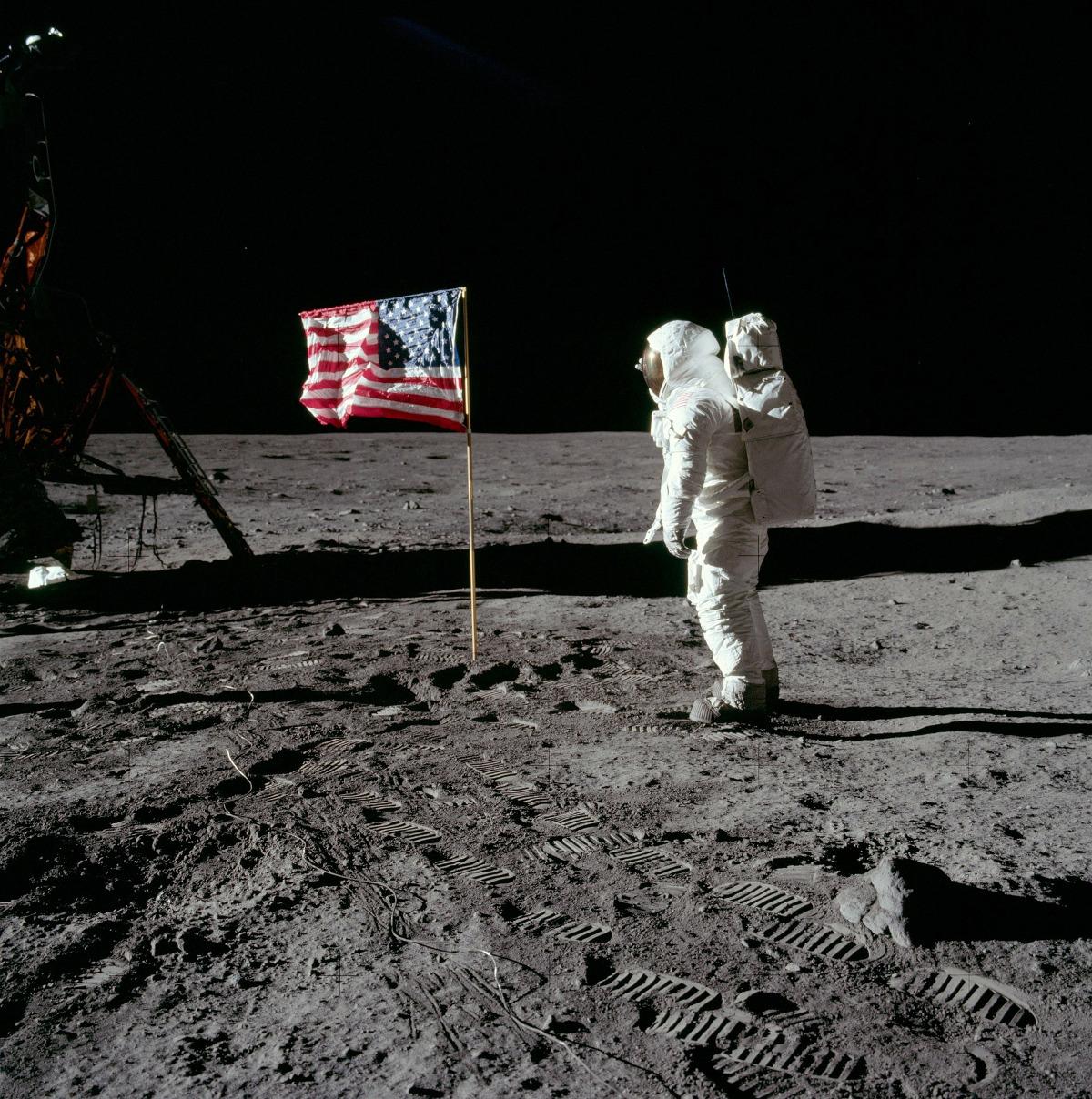 L'Apollo 11, il Primo Sbarco sulla Luna e il Vino