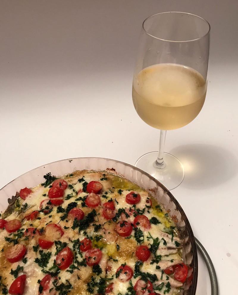 Abbinamento Vino e Torta Salata