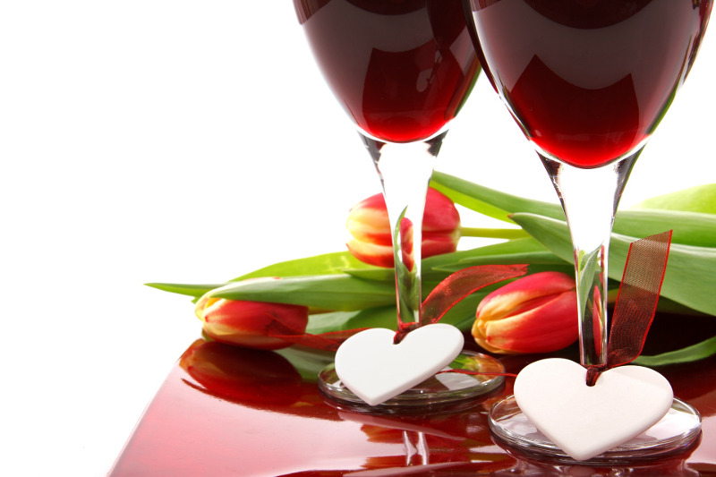 I Vini per San Valentino