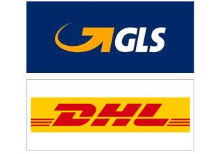 GLS e DHL i nostri corrieri