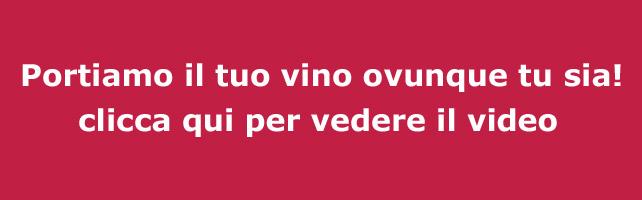 Portiamo il tuo vino ovunque tu sia